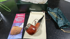 s Peterson BOXED Sterling Silver 361/1000 Estate Pipe