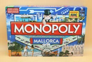⭐️Monopoly Mallorca  Spiel ++  Brettspiel ++Hasbro Parker ⭐️