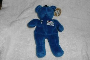 """Denver Broncos John Elway # 7  Bag Bear by Salvino's Bammers 8"""" tall  with Tag"""