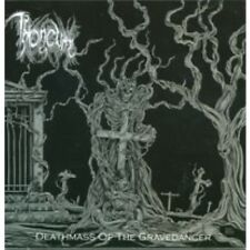 THRONEUM - Deathmass Of The Gravedancer - CD - DEATH METAL