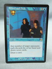 MTG Magic the Gathering Card X1: Wheel and Deal - Onslaught EX/NM