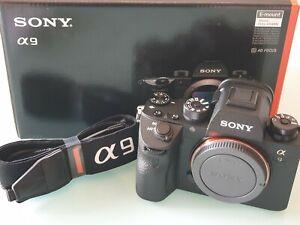 Sony Alpha A9 (Nuevas)