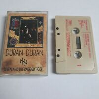 DURAN DURAN SEVEN AND THE RAGGED TIGER CASSETTE TAPE EMI UK 1983