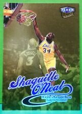 Shaquille O'Neal card Gold Medallion 98-99 Ultra #93G