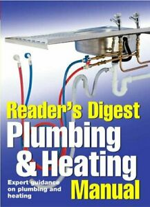 Reader's Digest Plumbing and Heating Manual by Reader's Digest Hardback Book The