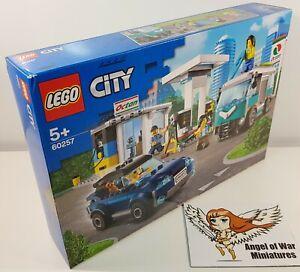 LEGO NEW 60257 Service Station City (2020)