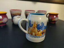 Christkindlmarket Chicago Illinois 2016, German Gluhwein Mug