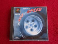 The Need For Speed - Need for Speed 1 - PLay Station 1 - PSX
