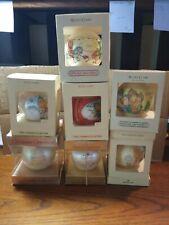 Hallmark Keepsake Betsey Clark Collector Series Ornaments Lot of 7