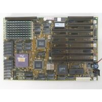 AMI 486 Motherboard w/ 33MHz CPU, 8MB RAM, Battery Pack