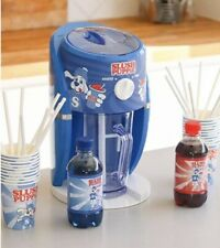 Slush Puppie Slushie New Machine Set, Syrups, Cups and Straws included!