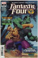 Fantastic Four #12 Thing vs Immortal Hulk Part 1