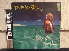 David Lee Roth Crazy From The Heat EP vinyl record 925222 Rock 80's