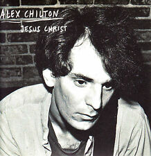 "7"" ALEX CHILTON jesus christ (take 2) 45 SPAIN MUNSTER 2015 BIG STAR power pop"