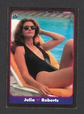 Julia Roberts Italian Movie Film Pop Model Card Bathing Suit