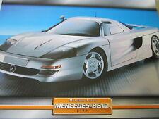Dream Cars N Mercedes Benz C 112, 1991