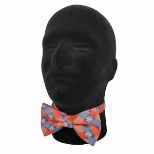 Chicago Cubs Oxford Bow Tie - Red, White & Blue- One Size Fits All