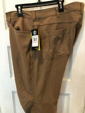 Under Armour Men's Tactical Guardian Cargo Pants, Coyote Brown , Size 34/30 NWT