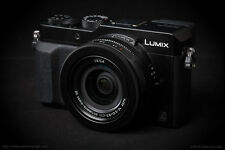 Panasonic LUMIX DMC-LX100EBK 4K+24-75mm Lens, Ultra HD Compact System Camera
