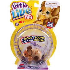 Little Live Pets Lil' S1 Mouse - Crumbs