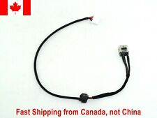 Toshiba Satellite L640 L640D L645 L645D New DC In Power Jack Cable DD0TE2AD000
