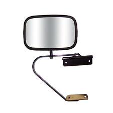 """Universal Door Mount Black 5.5"""" x 8.5"""" Side View Mirror for Truck/Van"""