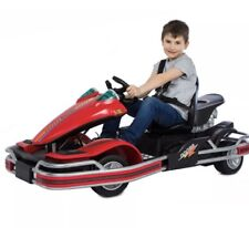 Electronics 12V Grand Prix Children's 12V Go Kart (4+ Years) Kids Toy