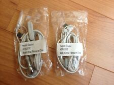 2 Brand New Samsung Headset Earbud AEP435SSE Lot of 2 REDUCED PRICE