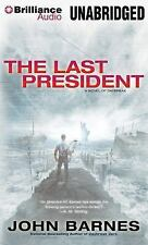 Daybreak: The Last President 3 by John Barnes (2014, MP3 CD, Unabridged)