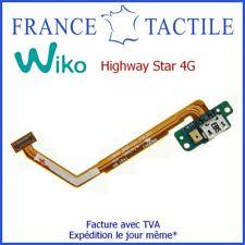 Nappe Connecteur de Charge Micro USB Antenne Réseau pour WIKO HIGHWAY STAR 4G
