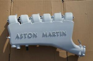 12-18 Aston Martin Vantage Vanquish Intake Manifold Right Side CD33-9424AA AM310