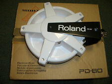 Roland PD-80 V-Drum Drum Pad ! B- Stock ! Made in Japan !