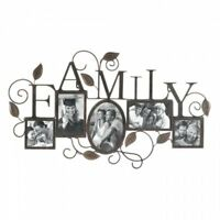 Accent Plus Family 5-photo Wall Frame