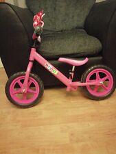 Boppi Metal Balance Bike Pink