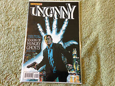 UNCANNY part 1 comic book  Dynamite series