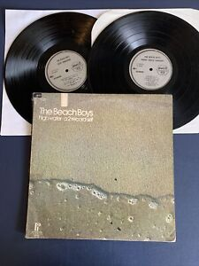 BEACH BOYS High Water LP Vinyl VG/VG+