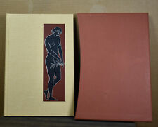 Folio Society Ovid The Art of Love With Slipcase 1994 Excellent!