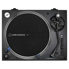 Audio Technica AT-LP140XP Professional Direct Drive DJ Turntable - Black