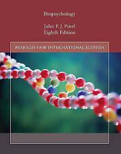 Biopsychology by Pinel, John P. J.