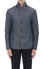 Moorer Tebaldo Men's Fitted Jacket Lightweight Italian Size 54 $760 E6110