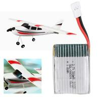 3.7V 500mAh Lipo Battery Pack Fits for WL F949 RC Plane Aircraft Glider Model