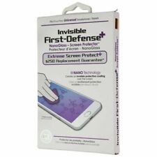 Qmadix Invisible First Defense Liquid Glass Screen Protector for Phone or Tablet