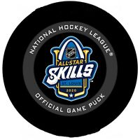 NEW SKILLS GAME PUCK - 2020 ST LOUIS BLUES 65th NHL ALL STAR GAME Cube - #4L