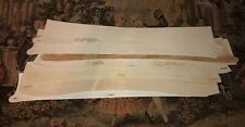 Lot of 8 Antique Victorian / Edwardian Linen Hard Paper Board COLLARS