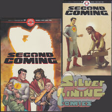 SECOND COMING #1 COVER A 1st print SOLD OUT DC CONNER AHOY COMICS EB47