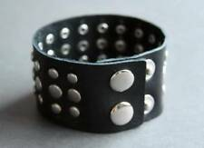 NEW Leather Hemp Surfer Men's Bracelet Wristband Cuff