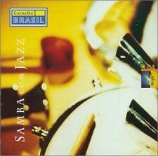 Cores do Brasil-Samba com Jazz (1991) Quarteto Em Cy, Milton Nascimento, .. [CD]