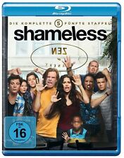 Blu-ray * Shameless - Season/Staffel 5 * NEU OVP