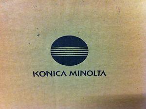 original Konica A2XN-08D DV512Y Bizhub C554 C454 C364 C284 C224 Developer A-Ware
