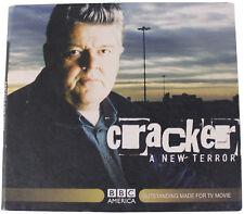CRACKER A New Terror Made For TV Movie DVD BBC America ITV UK Crime Drama FYC